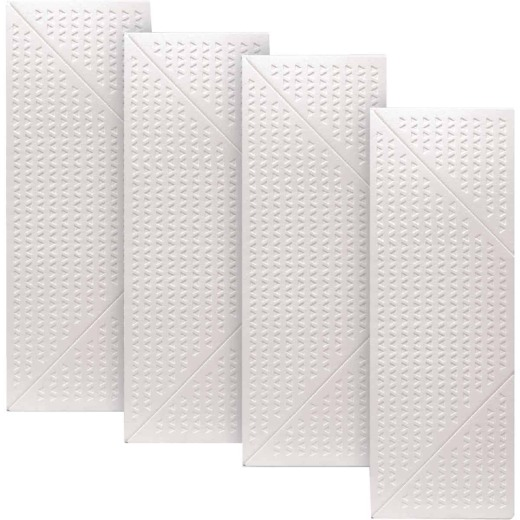 PROVA 12 In. x 36 In. Shower Pan Liner Extension Kit (4-Piece)