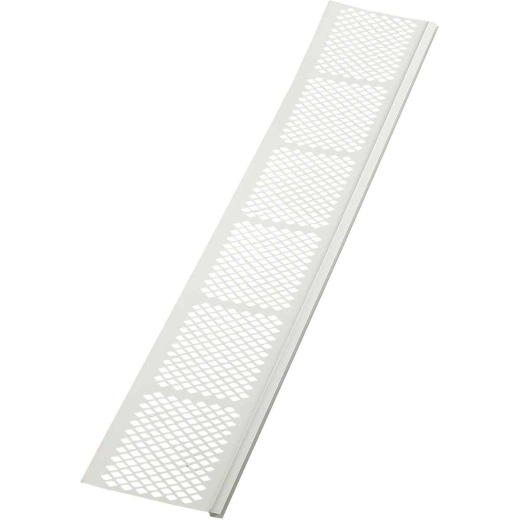 Amerimax 3 Ft. White Vinyl Gutter Guard