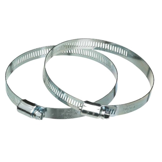 Dundas Jafine 6 In. Metal Duct Clamp