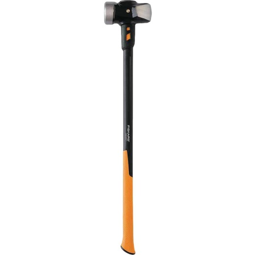 Fiskars IsoCore 10 Lb. Sledge Hammer with 36 In. Steel Handle