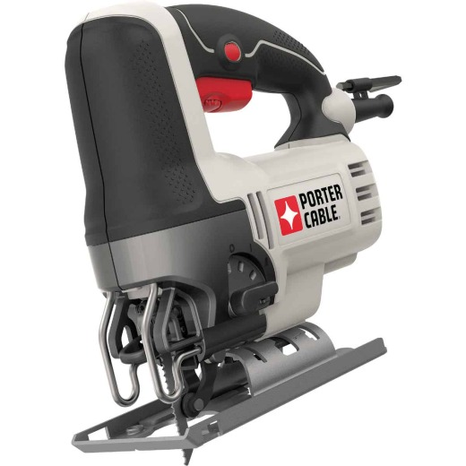 Porter Cable 6.0A 4-Position 0-3200 SPM Jig Saw Kit
