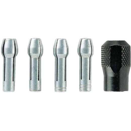 Dremel Quick Change Rotary Tool Collet Nut Set