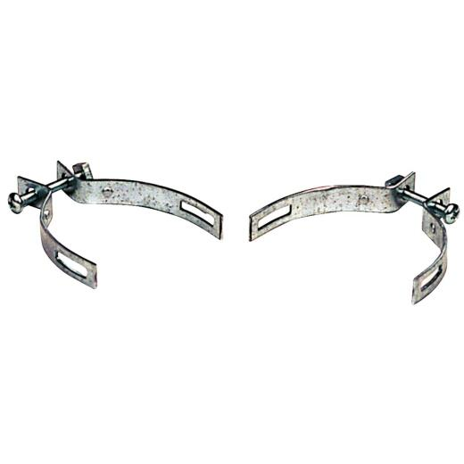 Dial 2-1/2 In. Motor Clamp for 1/3 to 1 HP Cooler Motors (2-Pack)