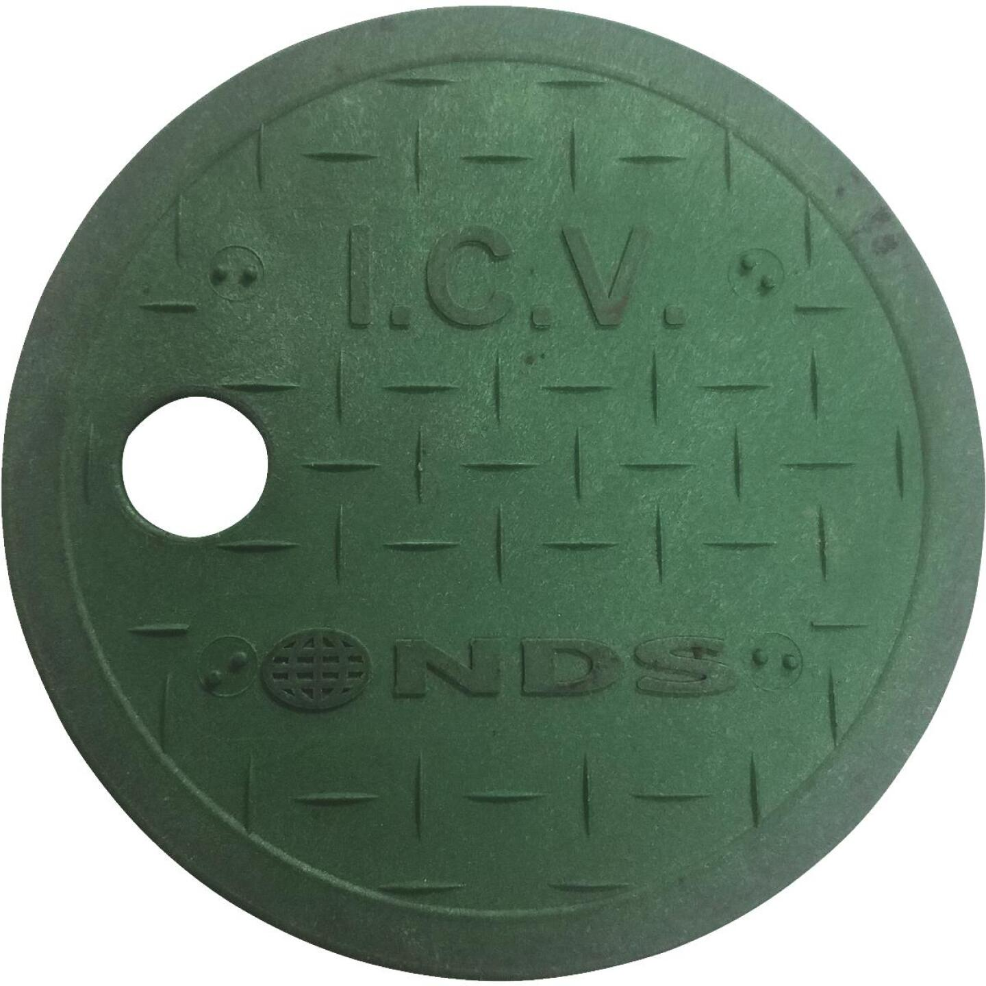 National Diversified 6 In. Round Valve Box Cover Image 1