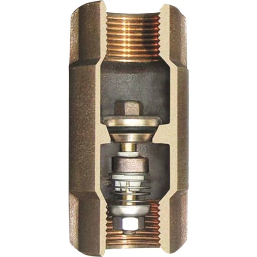 Simmons 3/4 In. Silicon Bronze Lead Free Check Valve