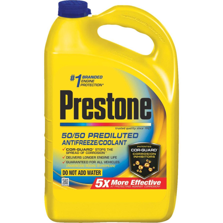 Prestone Gallon 50/50 Pre-Diluted -84 F to 276 F Automotive Antifreeze Image 1