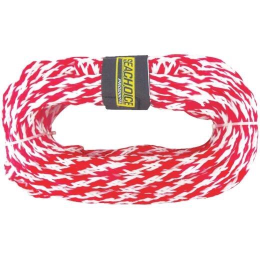 Seachoice 3/8 In. x 50 Ft. 16-Strand Ski Rope