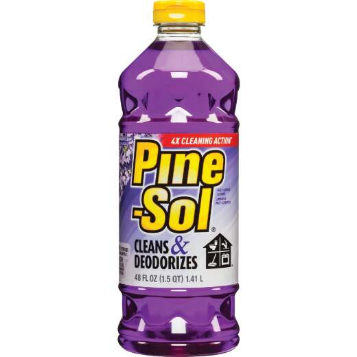 Pine-Sol 48 Oz. Lavender Multi-Surface All-Purpose Cleaner