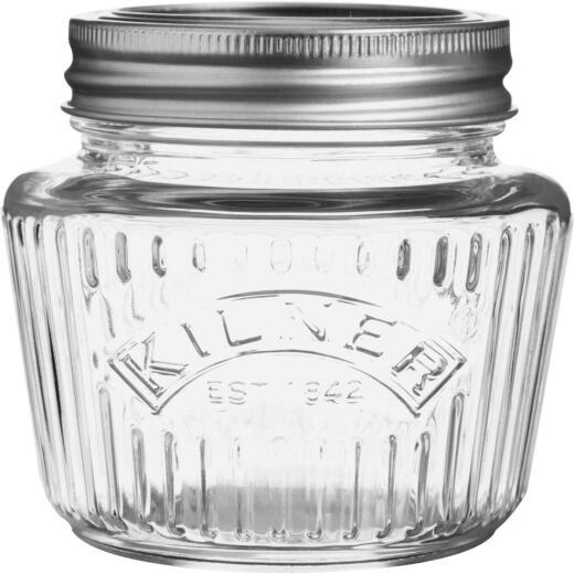 Kilner 8.5 Oz. Vintage Canning Jar