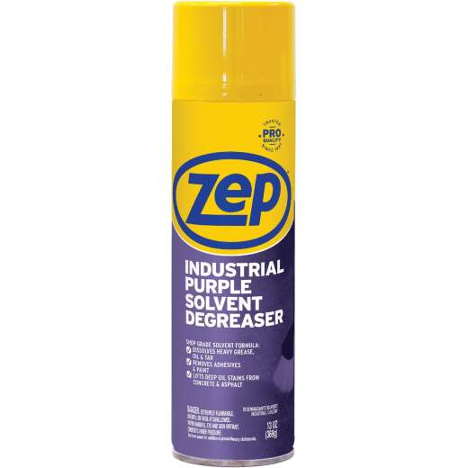 Zep 13 Oz. Industrial Purple Solvent Cleaner & Degreaser