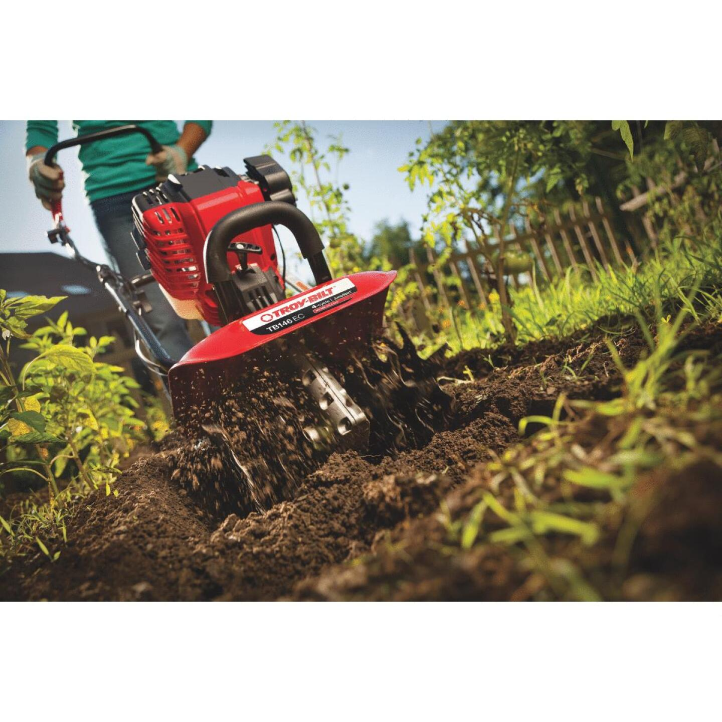 Troy-Bilt TBC304 30cc 4-Cycle Gas Cultivator Image 5