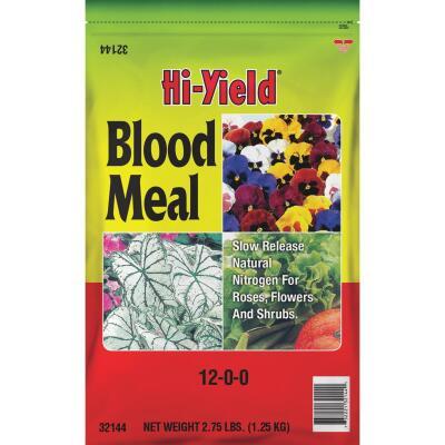 Hi-Yield 2.75 Lb. 12-0-0 Blood Meal