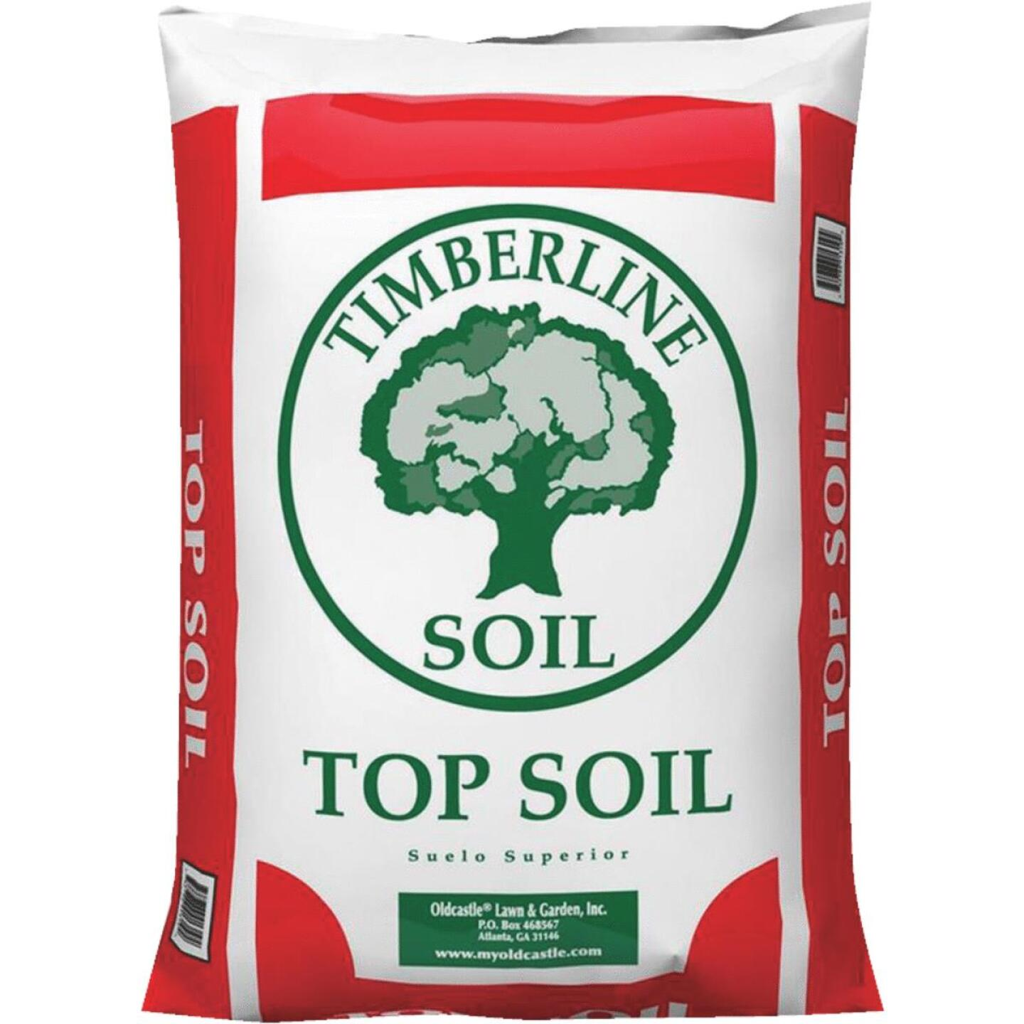 Timberline 1 Cu. Ft. 34 Lb. All-Purpose Top Soil Image 1