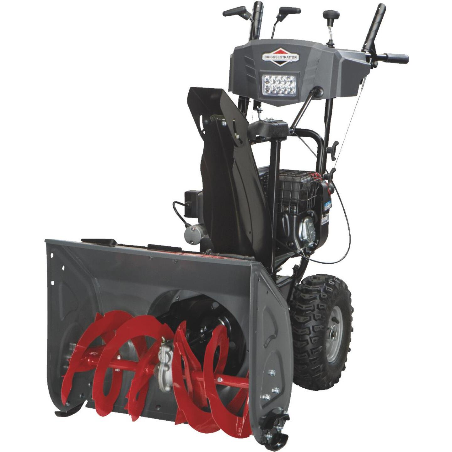 Briggs & Stratton 24 In. 208cc 2-Stage Gas Snow Blower Image 1