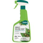 Safer 32 Oz. Ready To Use Trigger Spray Insecticidal Soap Insect Killer Image 1