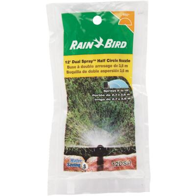 Rain Bird Half Circle Dual Spray Pop-Up Spray Nozzle