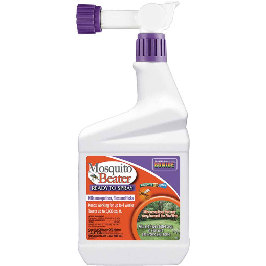 Bonide Mosquito Beater 1 Qt. Ready To Spray Hose End Mosquito Killer
