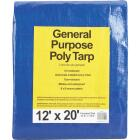 Do it Blue Woven 12 Ft. x 20 Ft. General Purpose Tarp Image 1