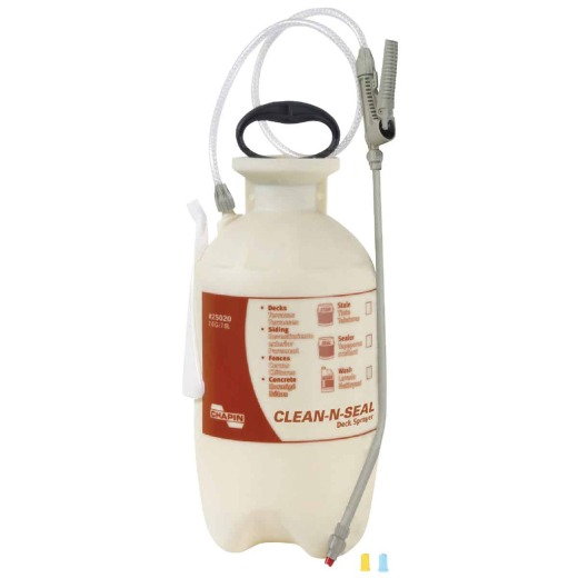 Chapin Clean-N-Seal 2 Gal. Poly Deck Sprayer