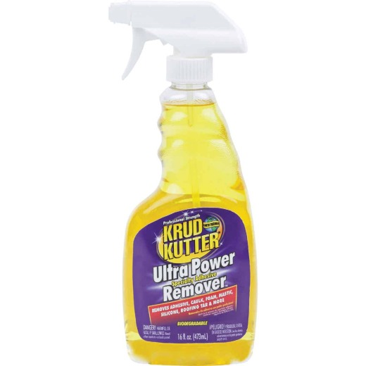 Krud Kutter 16 Oz. Ultra Power Spray Specialty Adhesive Remover