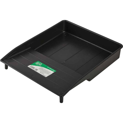 Smart Savers 9 In. Plastic Paint Tray